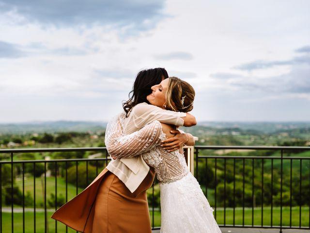Il matrimonio di Andrea e Elisa a Macerata, Macerata 42