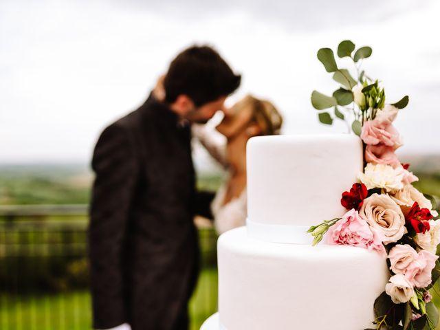 Il matrimonio di Andrea e Elisa a Macerata, Macerata 43