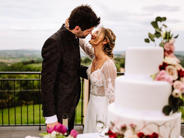 Il matrimonio di Andrea e Elisa a Macerata, Macerata 44