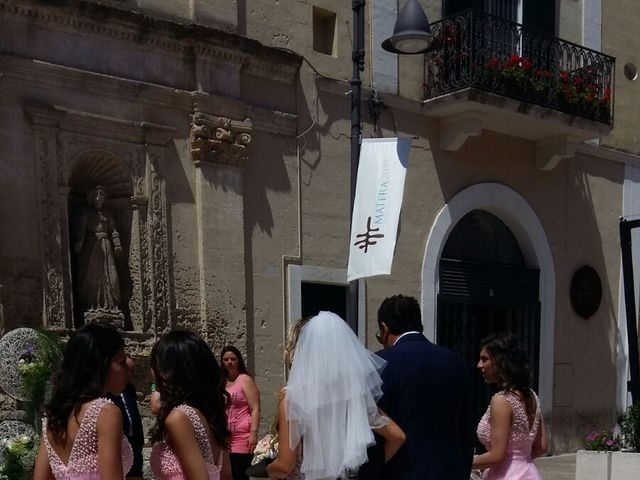 Il matrimonio di Gabriele  e Nika a Matera, Matera 7
