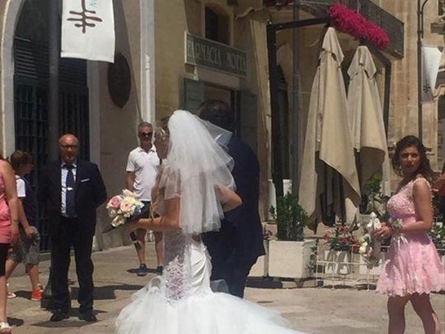 Il matrimonio di Gabriele  e Nika a Matera, Matera 10