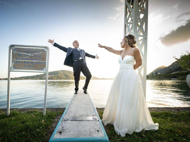 Le nozze di Jennifer e Gerardo