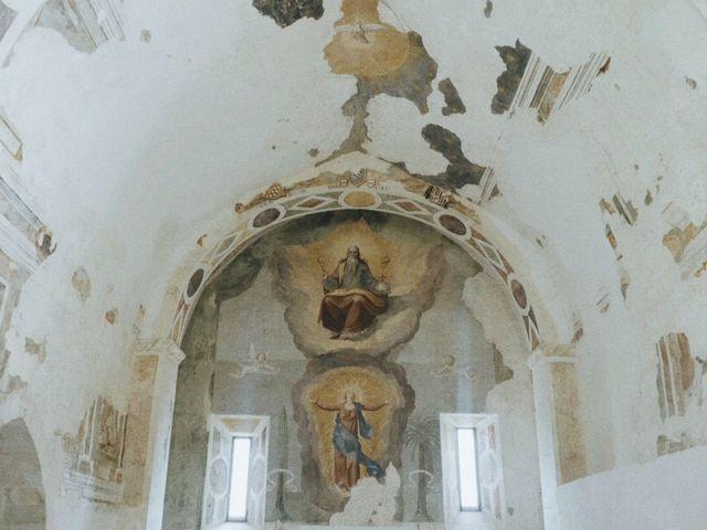 Il matrimonio di Giorgio e Giulia a Ocre, L'Aquila 4