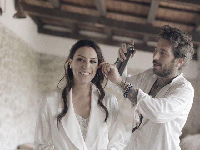 Il matrimonio di Giorgio e Giulia a Ocre, L'Aquila 8