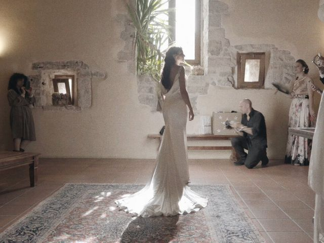 Il matrimonio di Giorgio e Giulia a Ocre, L'Aquila 12
