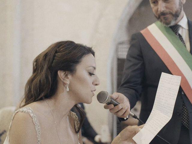 Il matrimonio di Giorgio e Giulia a Ocre, L'Aquila 16