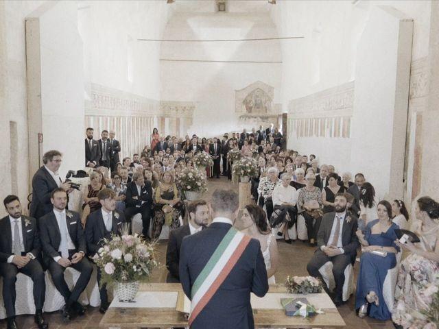 Il matrimonio di Giorgio e Giulia a Ocre, L'Aquila 18