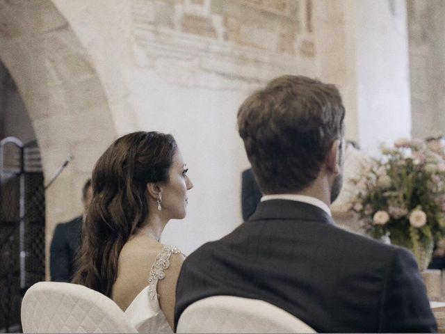Il matrimonio di Giorgio e Giulia a Ocre, L'Aquila 19