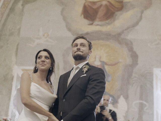 Il matrimonio di Giorgio e Giulia a Ocre, L'Aquila 21