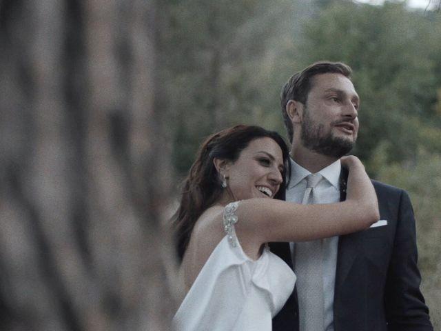 Il matrimonio di Giorgio e Giulia a Ocre, L'Aquila 25