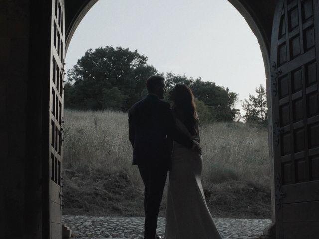 Il matrimonio di Giorgio e Giulia a Ocre, L'Aquila 28