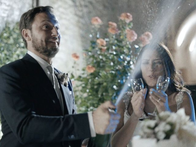 Il matrimonio di Giorgio e Giulia a Ocre, L'Aquila 37