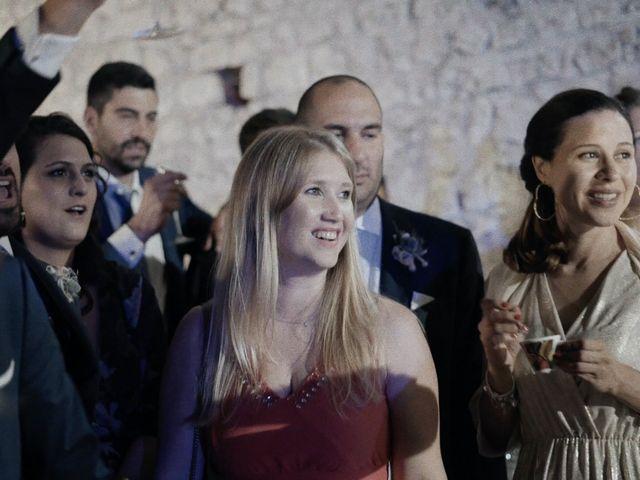 Il matrimonio di Giorgio e Giulia a Ocre, L'Aquila 38