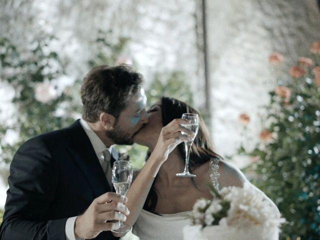 Il matrimonio di Giorgio e Giulia a Ocre, L'Aquila 39