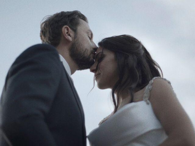 Il matrimonio di Giorgio e Giulia a Ocre, L'Aquila 45