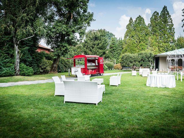 Il matrimonio di Giovanni e Letizia a Tradate, Varese 12