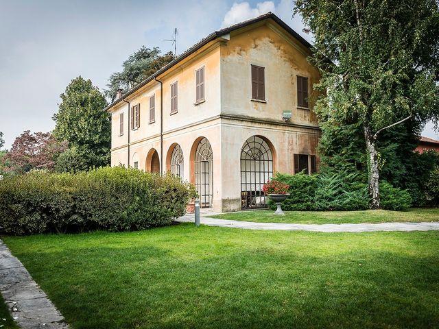 Il matrimonio di Giovanni e Letizia a Tradate, Varese 13