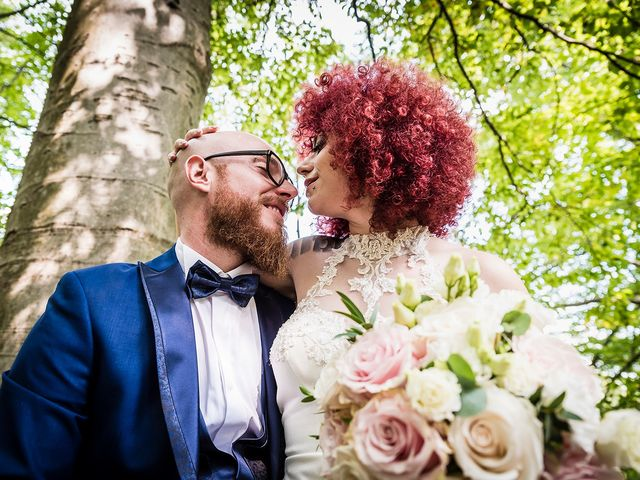 Il matrimonio di Giovanni e Letizia a Tradate, Varese 19