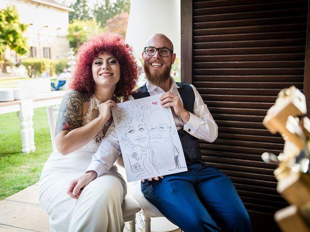 Il matrimonio di Giovanni e Letizia a Tradate, Varese 28