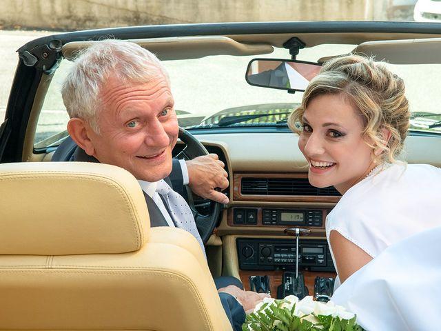 Il matrimonio di Luca e Michela a Rocca di Papa, Roma 7