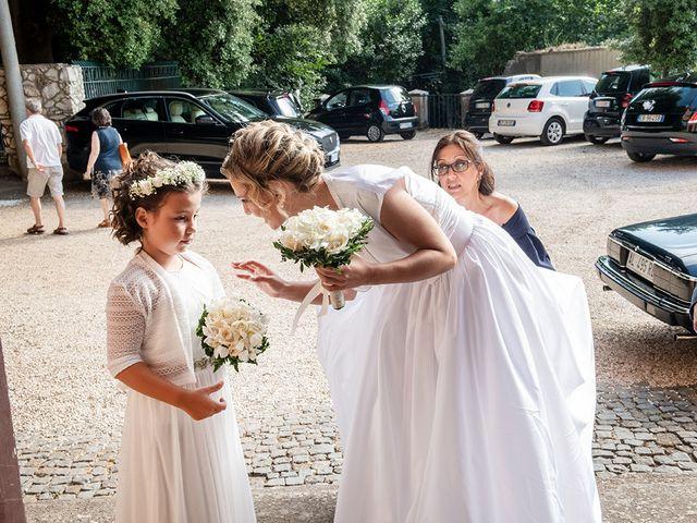 Il matrimonio di Luca e Michela a Rocca di Papa, Roma 12