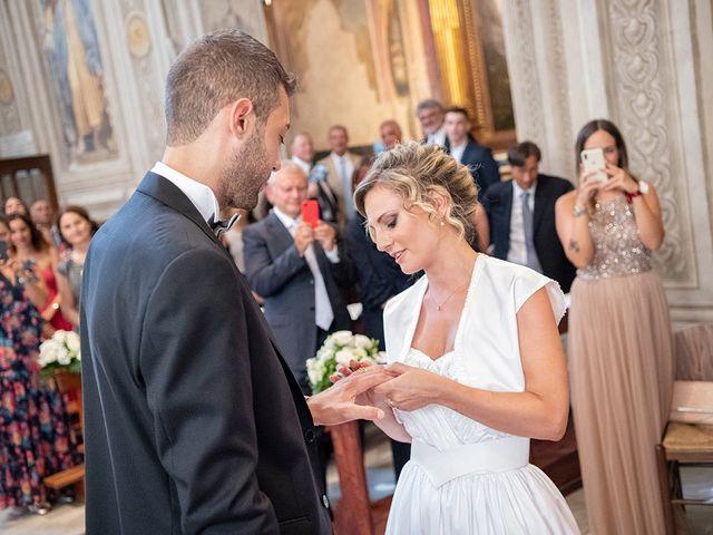 Il matrimonio di Luca e Michela a Rocca di Papa, Roma 15