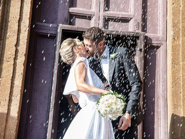Il matrimonio di Luca e Michela a Rocca di Papa, Roma 16