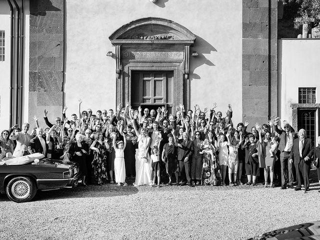 Il matrimonio di Luca e Michela a Rocca di Papa, Roma 17