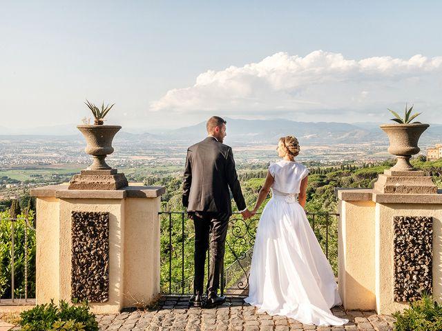 Il matrimonio di Luca e Michela a Rocca di Papa, Roma 19