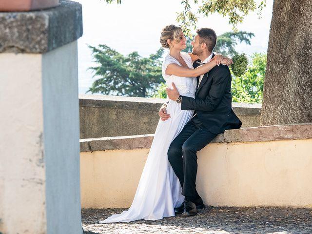 Il matrimonio di Luca e Michela a Rocca di Papa, Roma 20