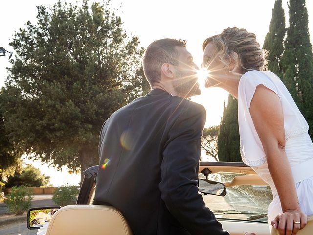 Il matrimonio di Luca e Michela a Rocca di Papa, Roma 2