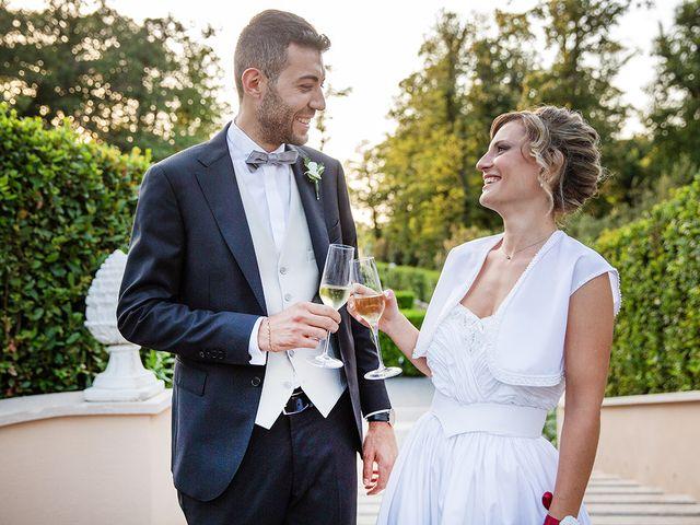 Il matrimonio di Luca e Michela a Rocca di Papa, Roma 21