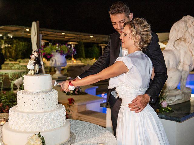Il matrimonio di Luca e Michela a Rocca di Papa, Roma 27