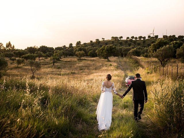 Le nozze di Simona e Rosario