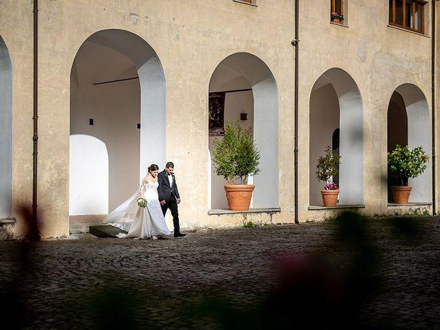 Il matrimonio di Rosario e Simona a Taverna, Catanzaro 10