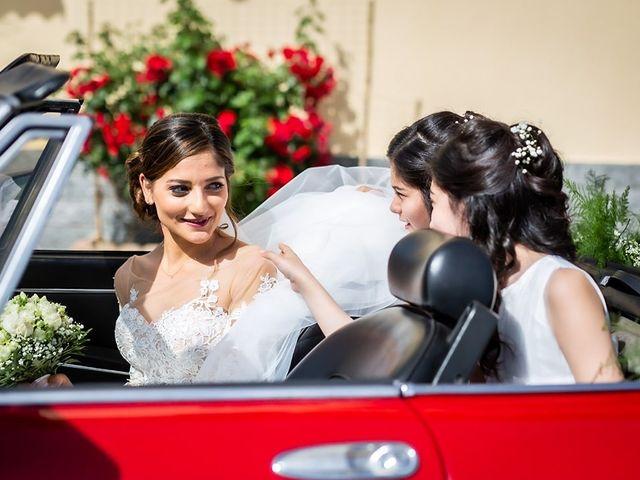 Il matrimonio di Rosario e Simona a Taverna, Catanzaro 12