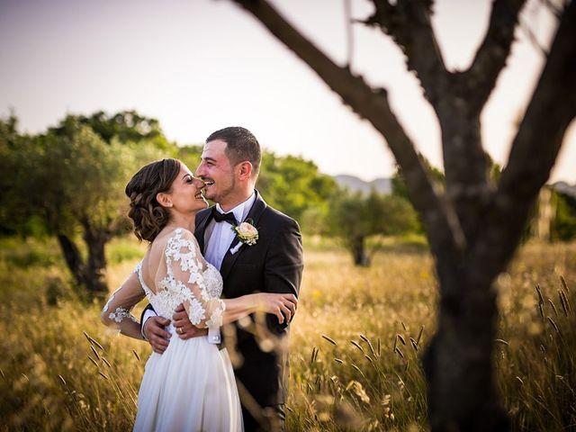 Il matrimonio di Rosario e Simona a Taverna, Catanzaro 15