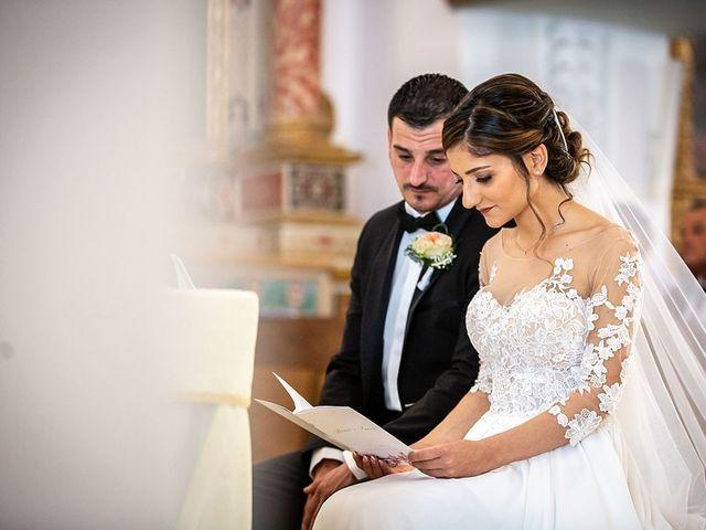 Il matrimonio di Rosario e Simona a Taverna, Catanzaro 19