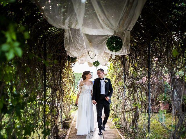 Il matrimonio di Rosario e Simona a Taverna, Catanzaro 22