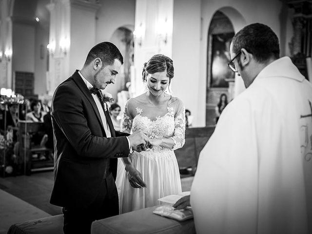 Il matrimonio di Rosario e Simona a Taverna, Catanzaro 26