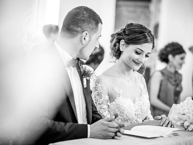 Il matrimonio di Rosario e Simona a Taverna, Catanzaro 31
