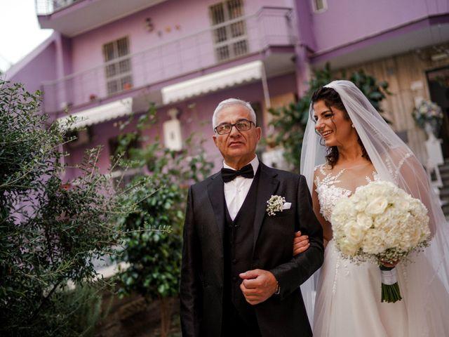Il matrimonio di Alessandra e Leo a Torre del Greco, Napoli 21