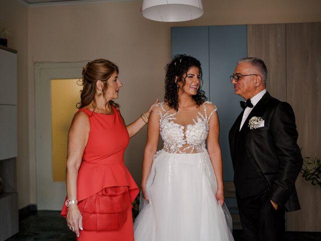 Il matrimonio di Alessandra e Leo a Torre del Greco, Napoli 27