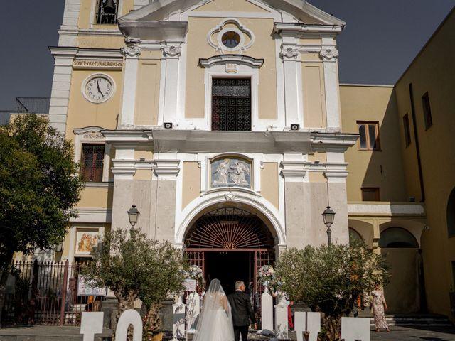 Il matrimonio di Alessandra e Leo a Torre del Greco, Napoli 31