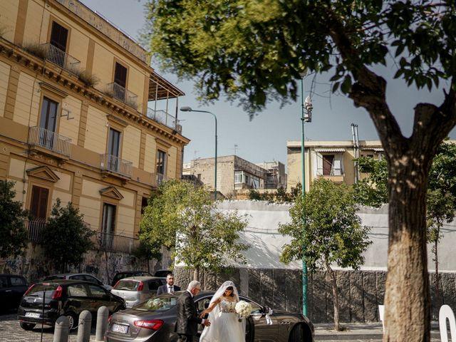 Il matrimonio di Alessandra e Leo a Torre del Greco, Napoli 33