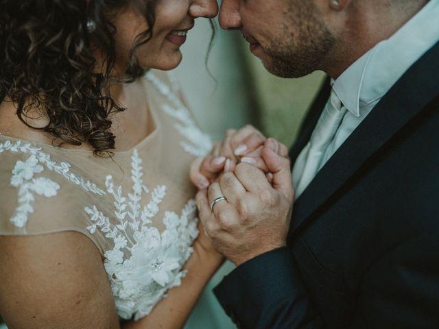 Le nozze di Leo e Alessandra
