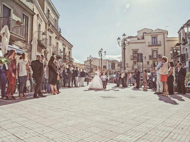 Il matrimonio di Aldo e Irene a Agira, Enna 74
