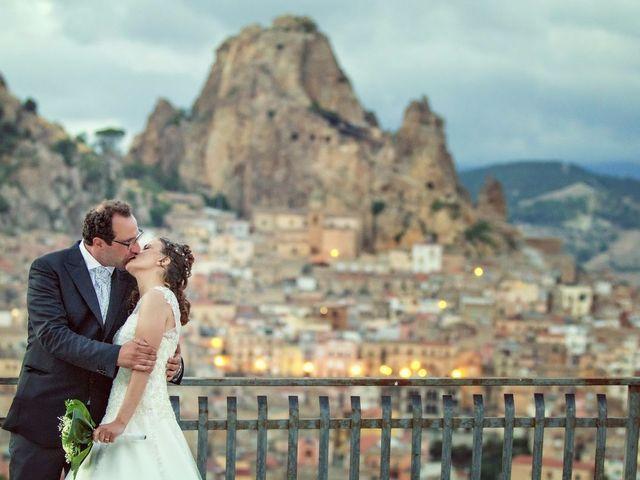 Il matrimonio di Aldo e Irene a Agira, Enna 102