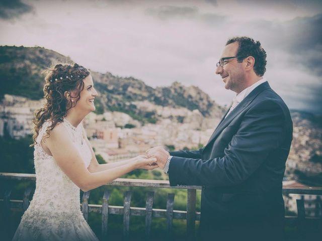 Il matrimonio di Aldo e Irene a Agira, Enna 113