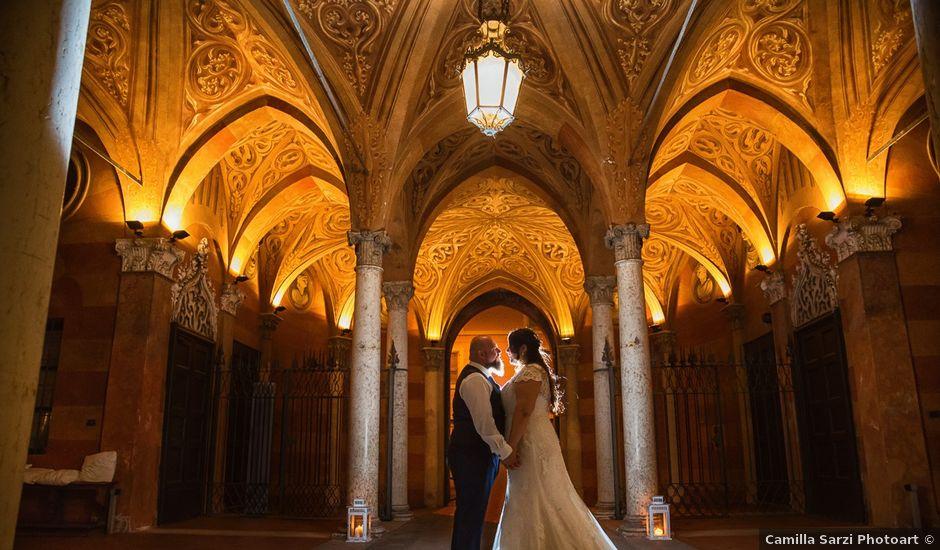 Il matrimonio di Davide e Alessandra a Cremona, Cremona